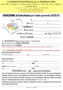 thumbnail of Iscrizioni_Catechismo_2020_21