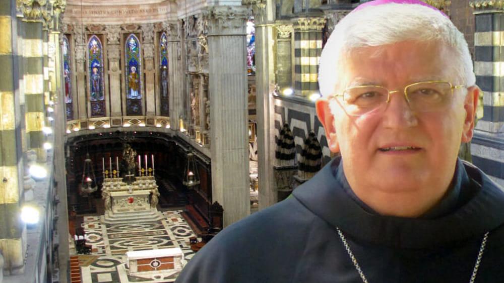 La visita del nuovo Arcivescovo
