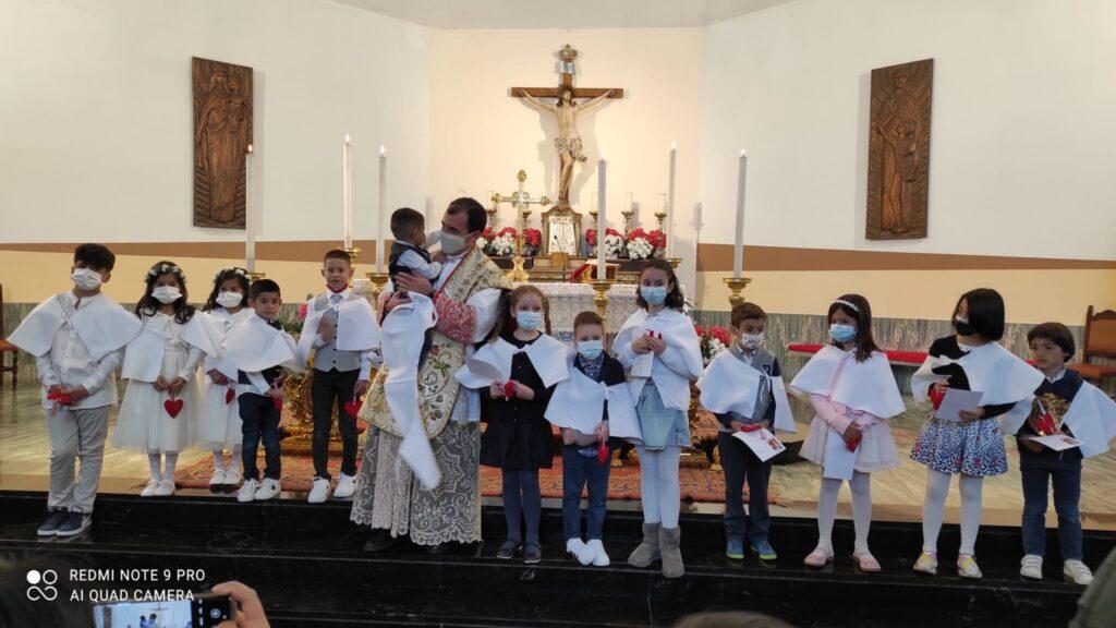 Protetto: Battesimi Pasqua 2021 – Foto della celebrazione